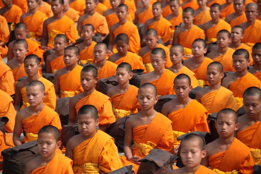 Buddhist Guided Meditation