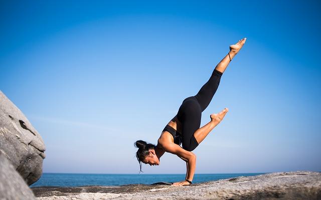 Yoga Increases Flexibility
