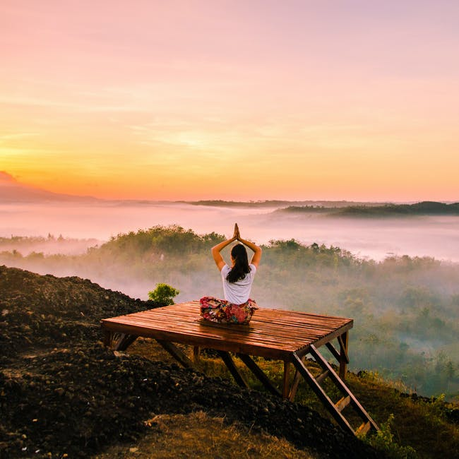 Standing Meditation Benefits For Beginners